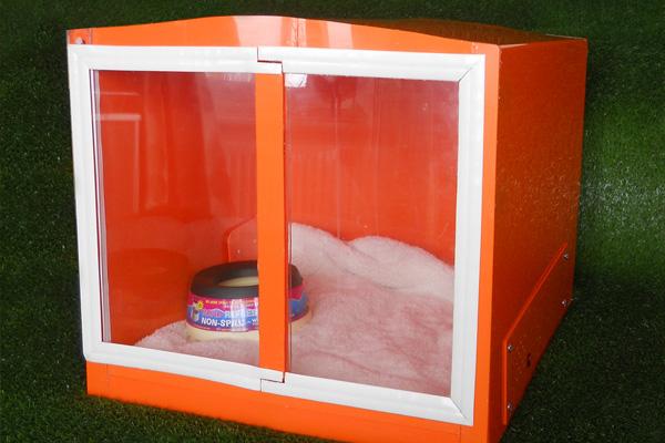 soundproof dog house